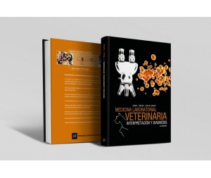 Medicina laboratorial veterinaria: interpretación y diagnóstico -Manuales prácticos